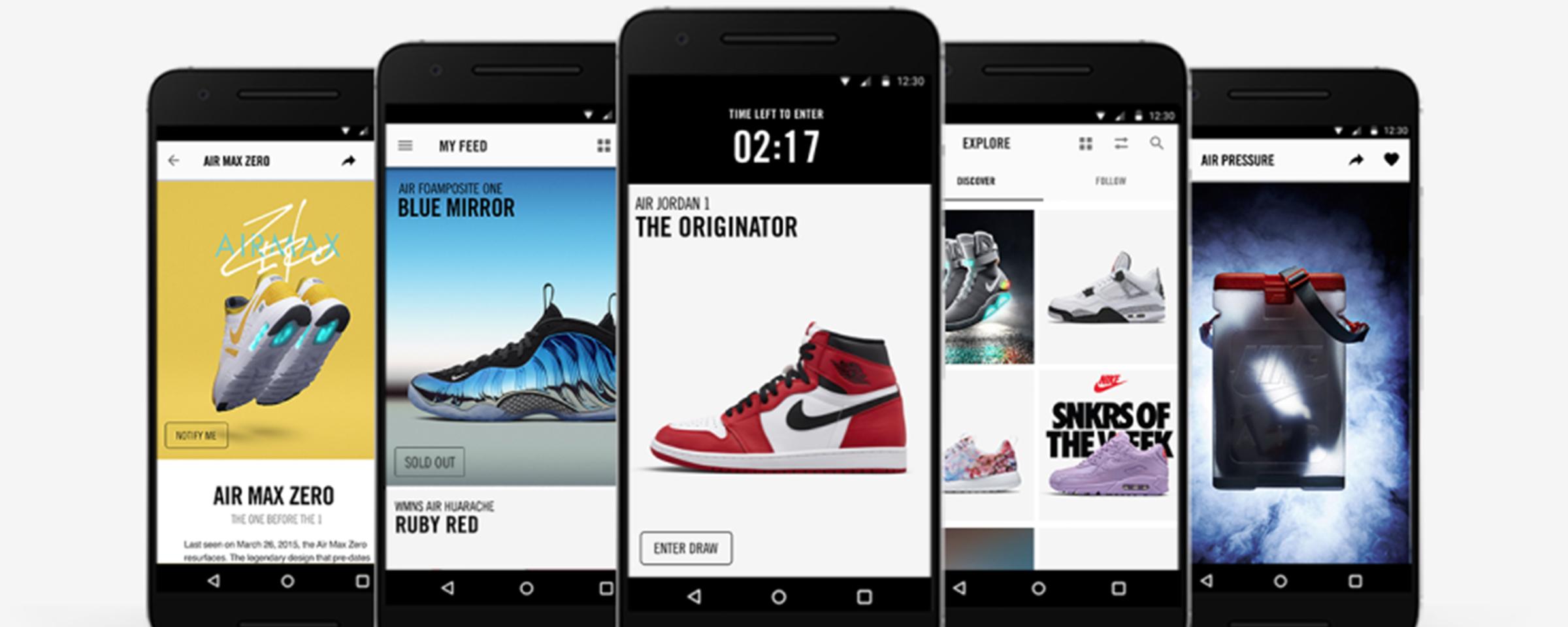 The Digital Drop Shop | FutureVision | R/GA