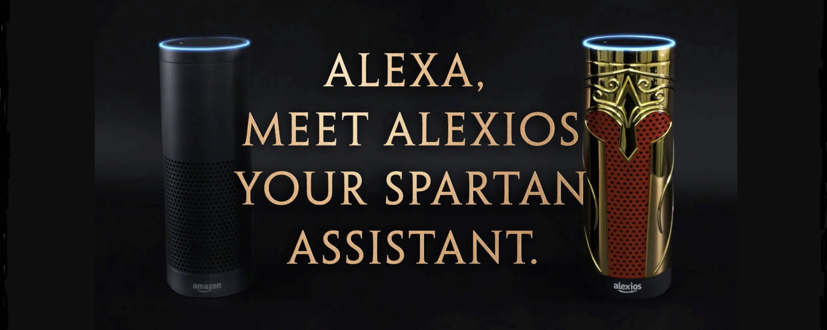 Designing Alexios — The AI Voice with Swagger